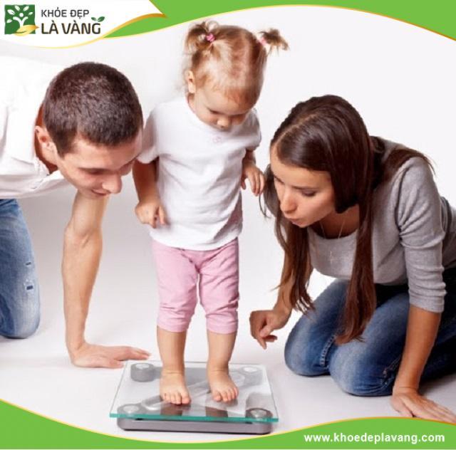 Chiều cao cân nặng trẻ 3 tuổi chuẩn là bao nhiêu