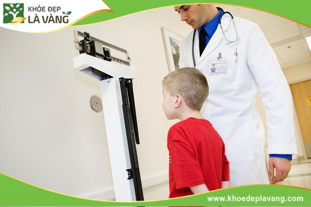 Chiều cao cân nặng trẻ 4 tuổi là bao nhiêu