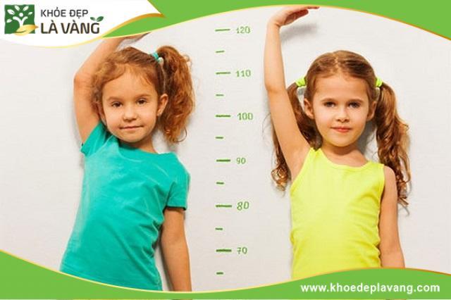 Chiều cao cân nặng trẻ 5 tuổi chuẩn là bao nhiêu