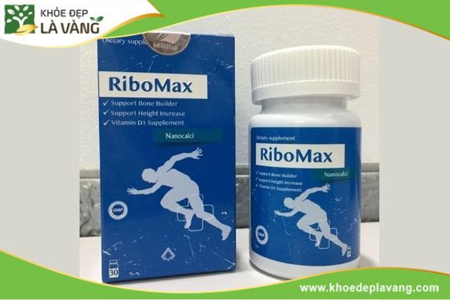 [Review] Thuốc tăng chiều cao RiboMax có hiệu quả thật không, giá bao nhiêu tiền