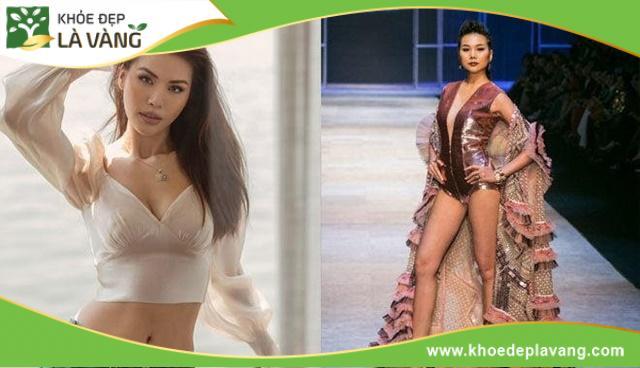 Chiều cao và cân nặng chuẩn của người mẫu Việt Nam và thế giới