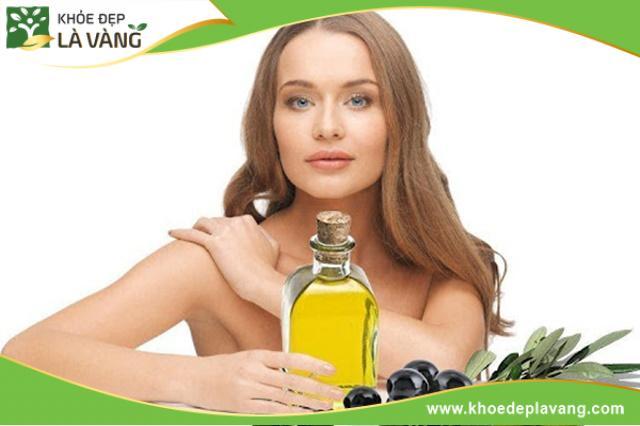 #9 cách trị mụn bằng dầu ô liu hiệu quả nhất hiện nay