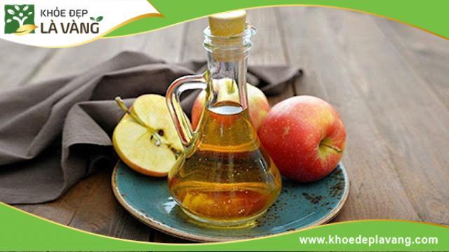 #6 Cách trị mụn bằng giấm táo đơn giản và hiệu quả tại nhà